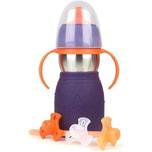 Kid Basix Trinkflasche KB-SafeSippy2 lila 330 ml