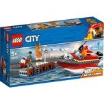 LEGO 60213 City Feuerwehr Am Hafen