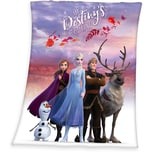 Herding Soft-Peachdecke Disney'S die Eiskönigin 2 130 X 160 Cm