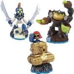 ak tronic Skylanders Swap Force Triple Pack D ScorpChop Chop Sprocket
