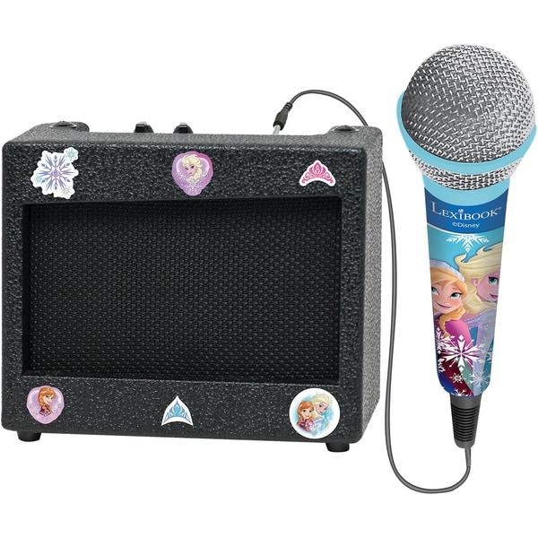 Lexibook Die Eiskönigin Mini Verstärker mit Mikrofon