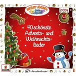 Sony CD Detlev Jöcker 40 schönste Advents-und Weihnachtslieder