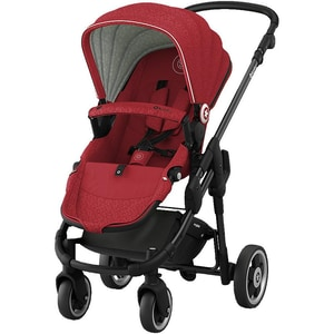 Kiddy Sportwagen Evoglide 1 ruby red 2018