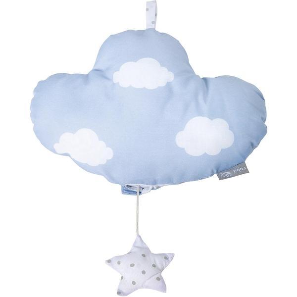 Roba Spieluhr Kleine Wolke mit Stern blau
