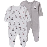 name it Baby Schlafanzug Nbnnightsuit Doppelpack