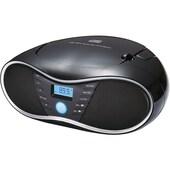 bigben CD-Player mit USB + Radio CD58 schwarz