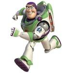 Roommates Wandsticker Disney Pixar Toy Story Buzz Lightyear Glow In The Dark