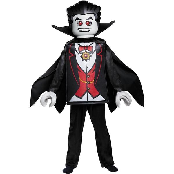 Lego Kostüm Vampir Deluxe 5-teilig