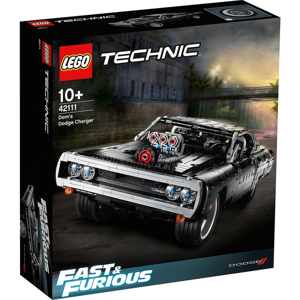 LEGO LEGO® Technic 42111 Dom's Dodge Charger