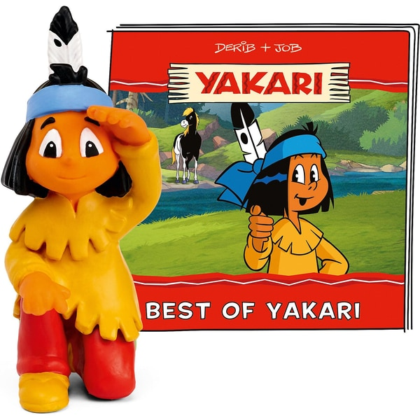 Tonies Yakari Best of Yakari