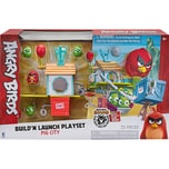 Angry Birds Pig City Build 'n Launch Spielset
