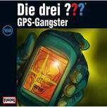 Sony CD Die Drei ??? 168 GPS-Gangster