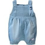 s.Oliver Baby Jumpsuit mit Volants für Mädchen