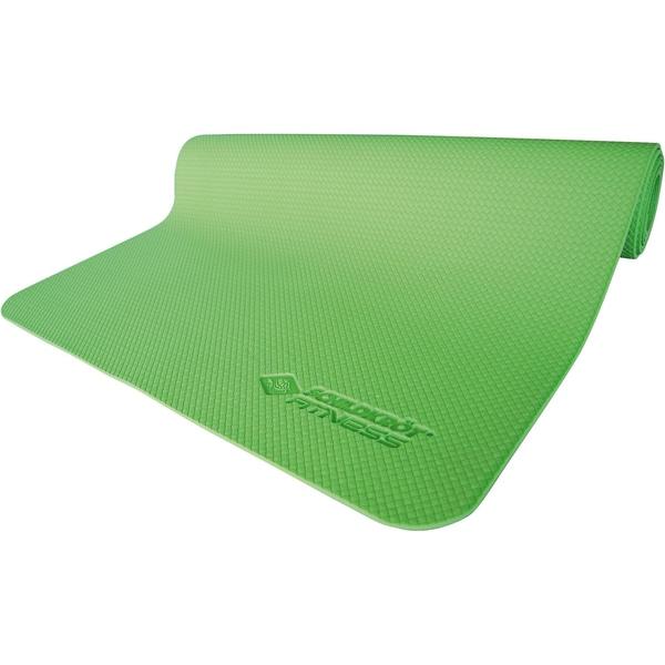 Schildkröt-Fitness Yogamatte 4mm grün
