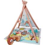 Skip Hop Krabbeldecke Camping Cubs mit Spielbogen
