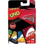 Mattel Games UNO Cars 3