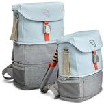 JETKIDS by STOKKE Kinderrucksack erweiterbar JetKids by Stoke Crew Backpack Blue Sky