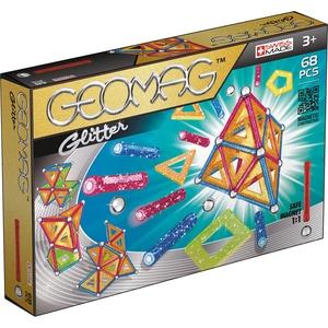 Geomag Geomag Glitter 68-tlg.