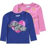 Mytoys-Collection Baby Doppelpack Langarmshirts für Mädchen Von Tvmania