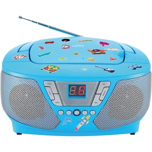 bigben CD-Player mit Radio CD60 - Kids blau