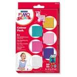 FIMO FIMO kids Materialpackung girlie 6 x 42 g