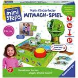 Ravensburger ministeps® Mein Kinderlieder-Mitmachspiel