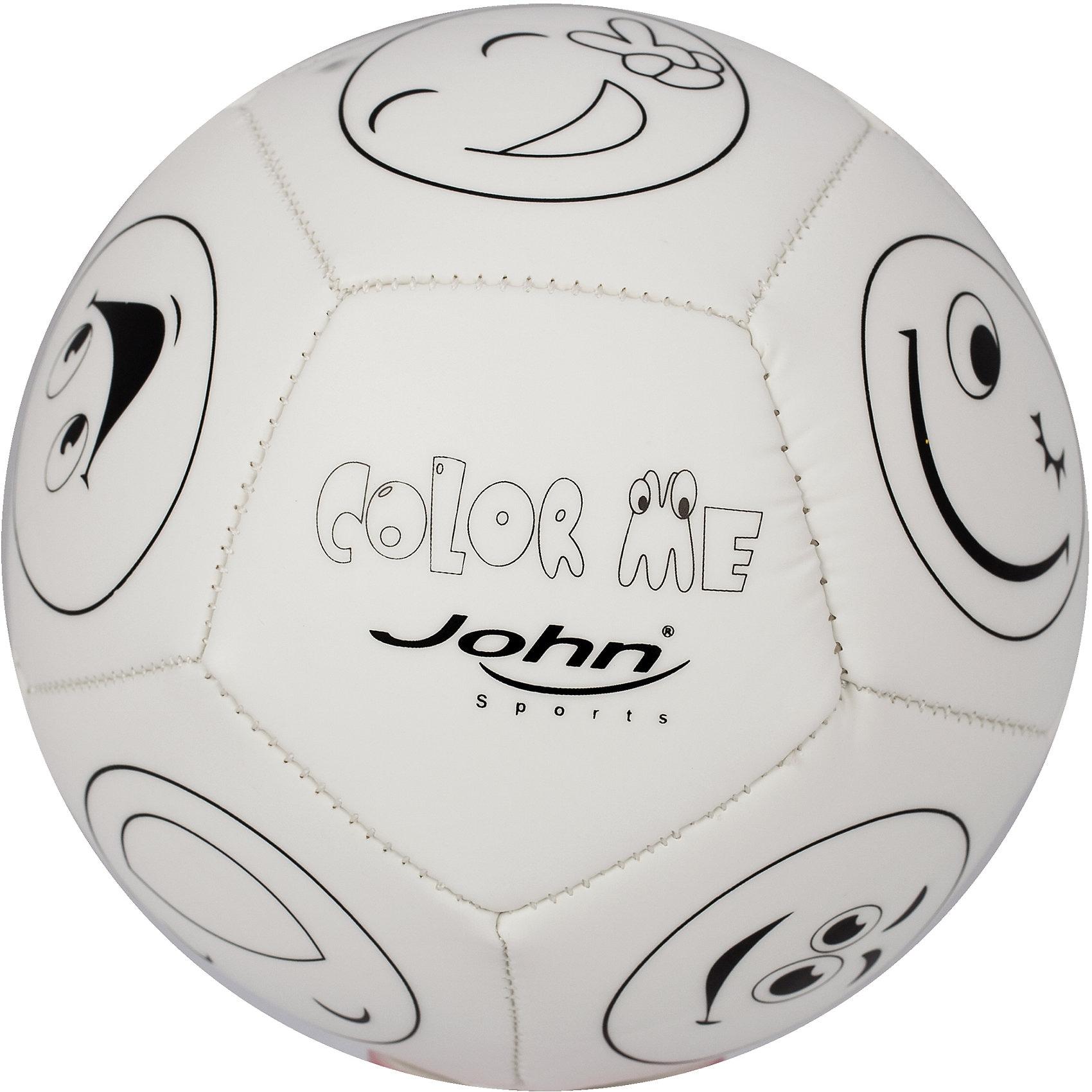 John Color-Me Miniball mit Stiften und Pumpe