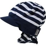 Sterntaler Schirmmütze mit Nackenschutz für Jungen