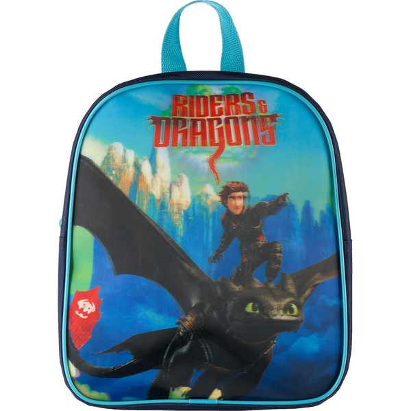 Tvmania 3D-Kinderrucksack Dragons