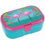 Tapirella Brotdose Tapirella Pink Flamingo