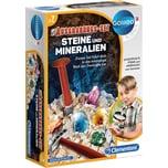 Clementoni Galileo Ausgrabungs-Set Steine und Mineralien