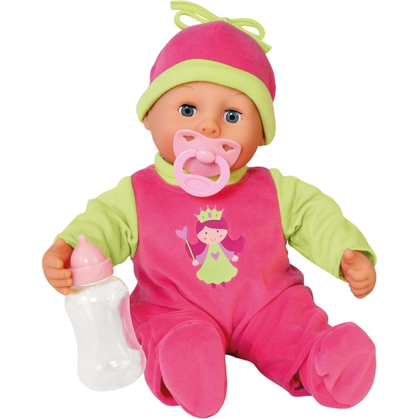 Bayer Babypuppe First Words Baby 38 cm