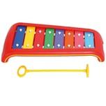 Voggenreiter Musik für Kleine: Kinder-Glockenspiel 8 Klangplatten C bis C diatonisch
