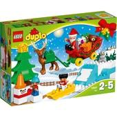 Lego 10837 Duplo Winterspaß mit dem Weihnachtsmann