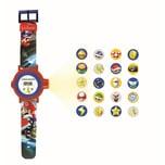 Lexibook Super Mario Uhr Mit Projektion