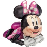 Amscan Folienballon Airwalker Minnie Maus