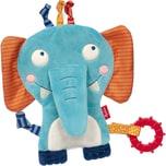 sigikid Aktiv-Schnuffeltuch Elefant 42520