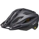 KED Helmsysteme Fahrradhelm Street Jr. Mips process black matt