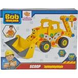 Eichhorn Constructor Bob der Baumeister Bagger Scoop 142-tlg.