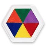 Eduplay Riesen-Stempelkissen Multicolor 6-farbig