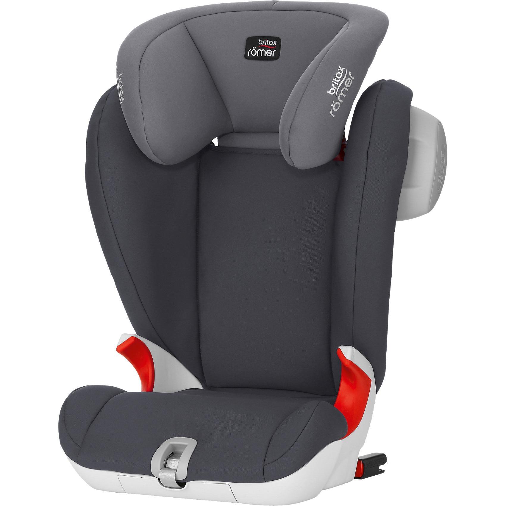 Britax Römer Auto-Kindersitz Kidfix SL SICT Storm Grey 2018