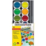 Eberhard Faber Deckfarbkasten Winner 24 Farben inkl. Deckweiß