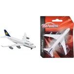 Majorette Airplane Boeing 747 Lufthansa
