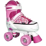 Best Sporting Rollschuhe Quad Style Gr. 36-39 pink