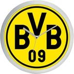 Borussia Dortmund BVB Wanduhr BVB