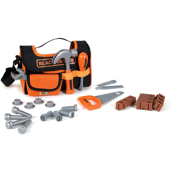 Smoby BlackDecker Werkzeugtasche