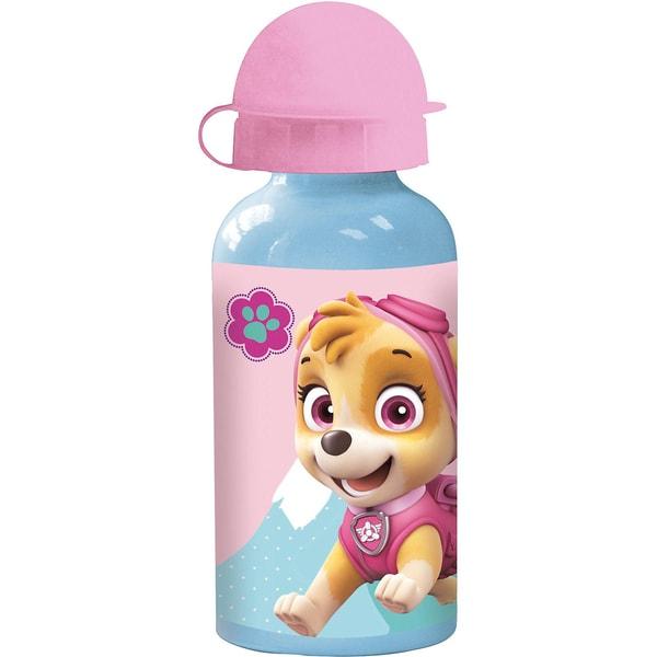 P:OS Alu-Trinkflasche Paw Patrol Girls 400 ml