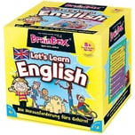 Brain Box Let's Learn English Kinderspiel