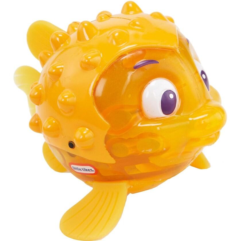 Little Tikes Sparkle Bay Funkel-Kugelfisch Gelb