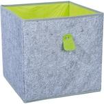 Aufbewahrungsbox graugrün